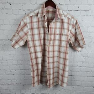 Carhartt Mens short sleeved shirt.
